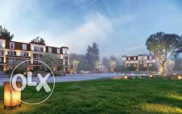 S-vila in new Cairo Sarai compound 0% down payment