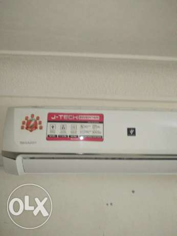 تكييف (sharp (j-tech inverter الإسكندرية -  2
