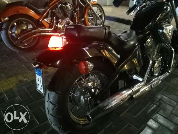 Honda steed 400 استعمال راقي جدا