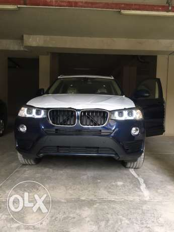 BMW X3 for sale 2017 for sale