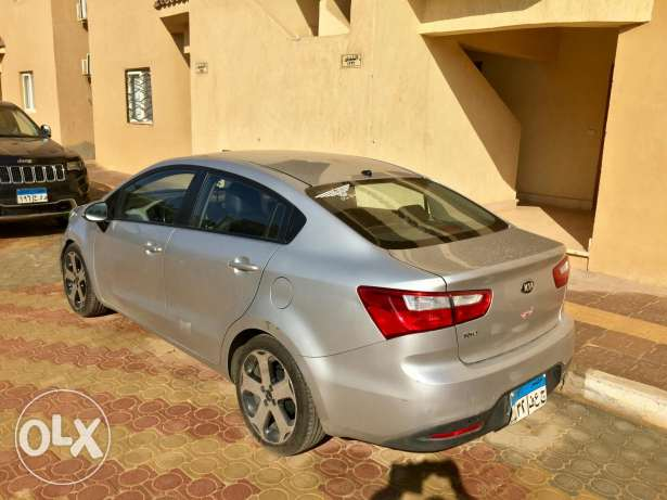 Wheels and جنوط 17 kia rio