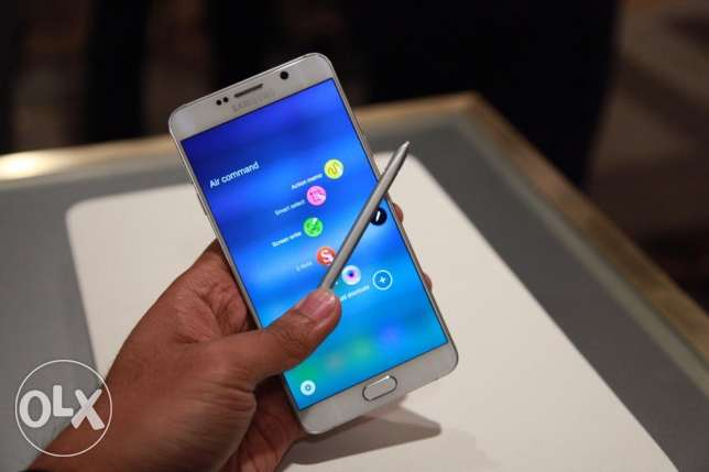 Galaxy Note 5 (Used for 2 days) - with extra items for free