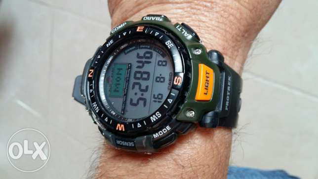 Casio PRO as new