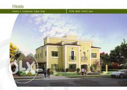 villa twin house for sale in mivida new cairo parcel 14