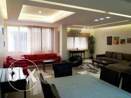 A great fully furnished apt. in the heart of Maadi Sarayat for rent!