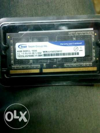 Ram 4gb ddr3 team (laptop)