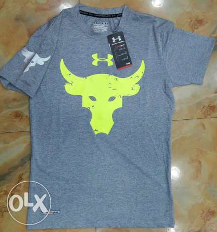 Under armour fitted t-shirt