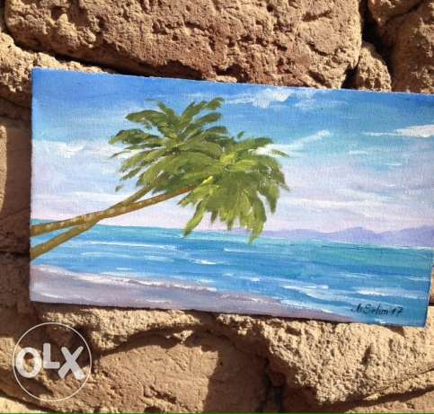 Tropical Painting for Sale
