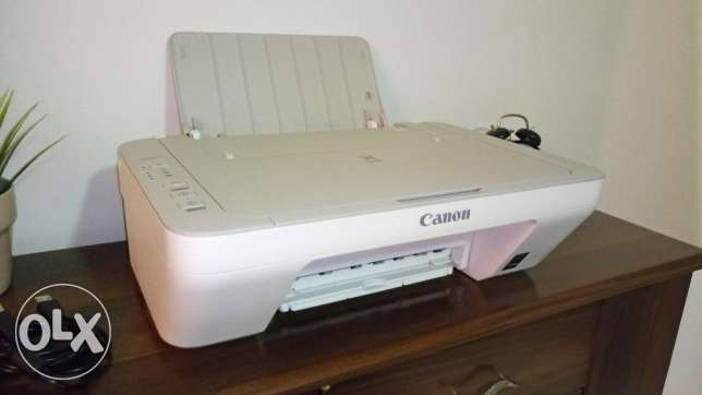 Canon PIXMA MG2440 All in one Printer, Scanner, Copier 6 أكتوبر -  5