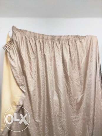 Curtains with excellent fabric - ستائر قماشة فاخرة و ناعمة