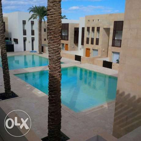 Hot offer 1 bedroom apartment in Scarab directly by the pool, El Gouna الغردقة -  2