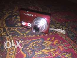 Casio exilim 14.1 MP ZS10 Red