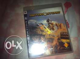 Motorstorm ps3 like new