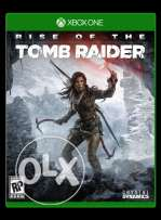 Rise of tomb raider - xbox one game