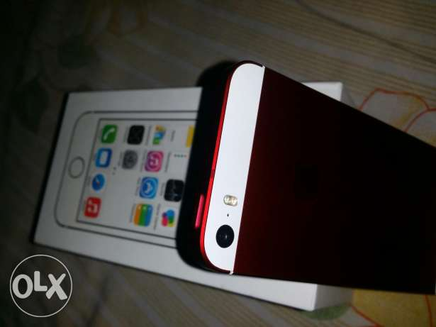 IPhone 5s 64 giga especiall order