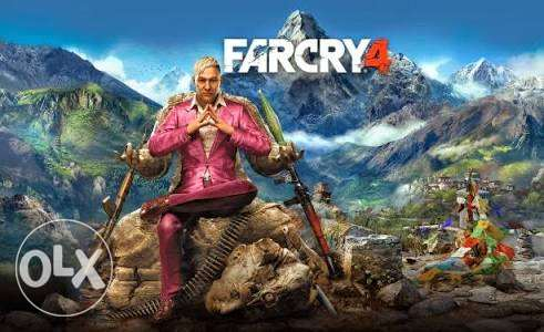 Far cry 4 ps4 cd