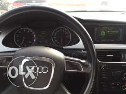 Audi A4 - 2011 for sale EGP 330,000