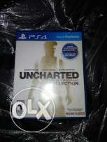 Uncharted collection used only 2 Times ,استعمال مرتين فقط بدون