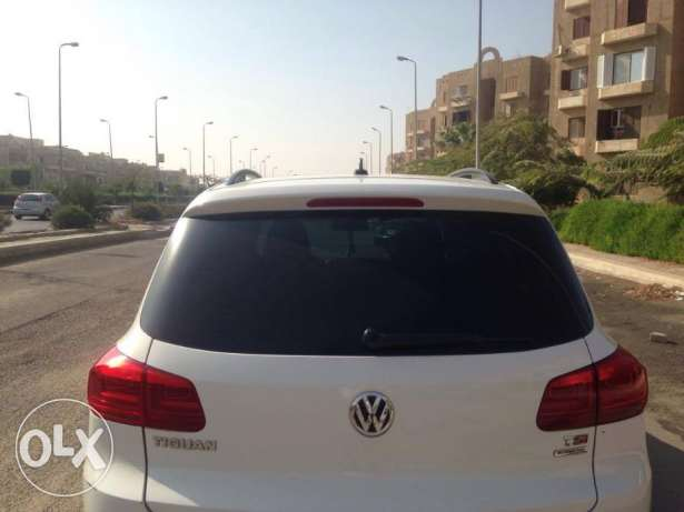 Tiguan2014 ,Highline, full option التجمع الخامس -  2