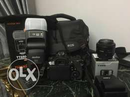 Package canon 60d