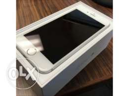 iPhone 6 Silver 64 Giga as new