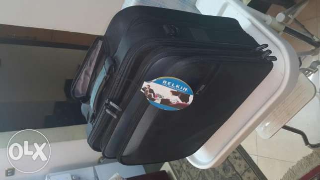Belkin laptop cabin trolley bag 6 أكتوبر -  1