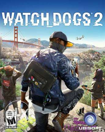 Watch dogs 2 Primary account PS4