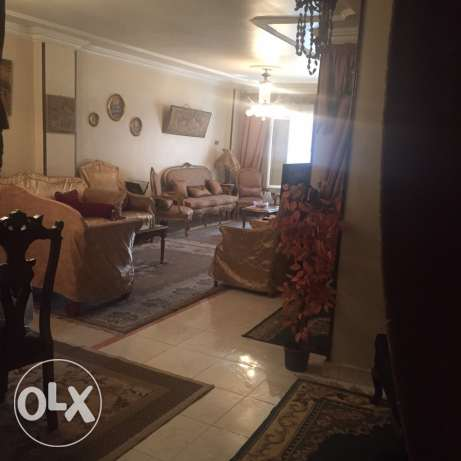 apartment for sale in haram, sahl hamza street