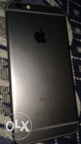Iphone 6s space grey 16 GB with box and accessories. Perfect condition الإسكندرية -  2