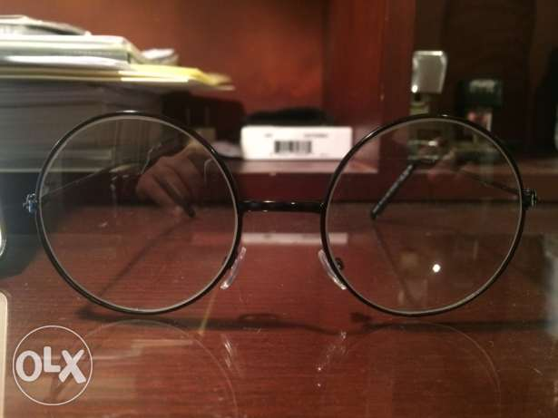 نظارة Harry Potter)nerd Glasses)