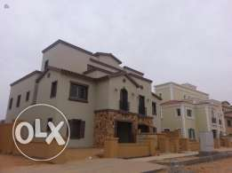 Mivida Parcel 14 Twin House For Sale 310m - ميفيدا توين هاوس بارسل 14