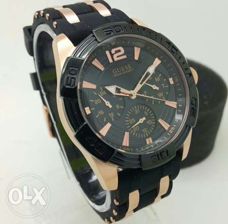 Guess Oasis Black Gold