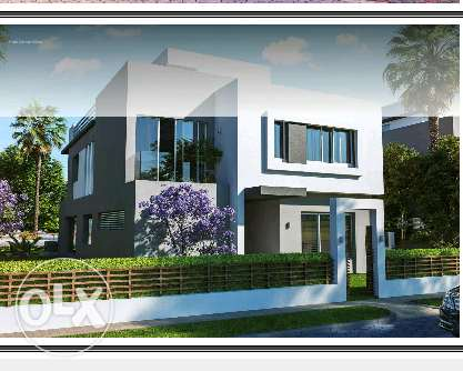 Stand alone villa for sale at hydepark 525 mtr instulments التجمع الخامس -  2