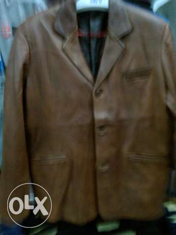 Jacket leather Pure Original