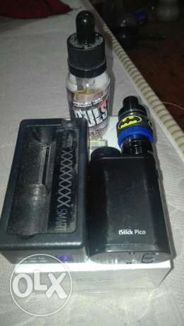 Vape/ istick pico with battary and charger