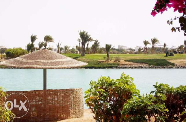 Green Contract Apartment in El Gouna For Sale
