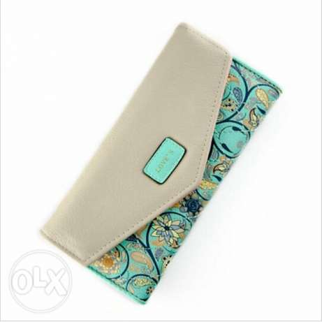 New Fashion Envelope Women Wallet