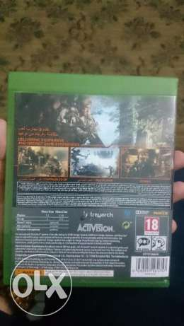 Call of duty black ops 3 for trade المعادي -  2