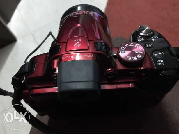 camera p520 for sale , very good condition. شيراتون -  1