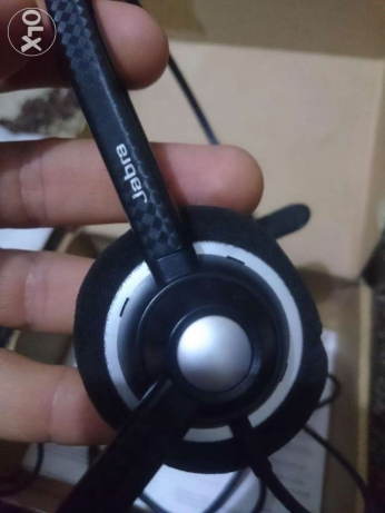 Jabra BIZ 1900 DUO Handset like new الحلمية -  3