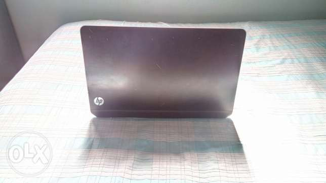 HP laptop core i7 with beats Audio