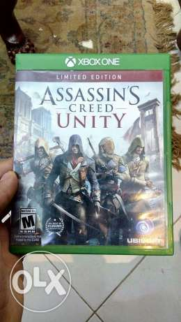 Assassin's creeed unity limited