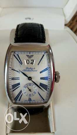 Dubey & Schaldenbrand Aerodyn Big Date Automatic Swiss made