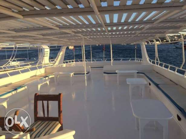 Tourist boat very high features الغردقة -  3