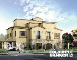 Twin-house located in New Cairo for sale 310 m2, Mivida
