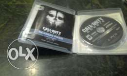Cull of duty ghosts ps3