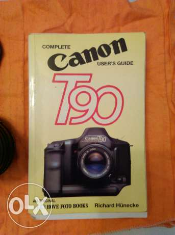 Canon T90 for sale