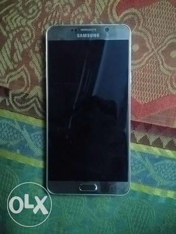 Samsung note 5 32gb gold