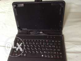 cover + keyboard for 8 inch tablet