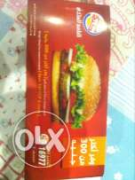 2 burger king coupon booklets